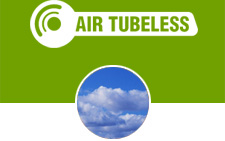 air tubeless