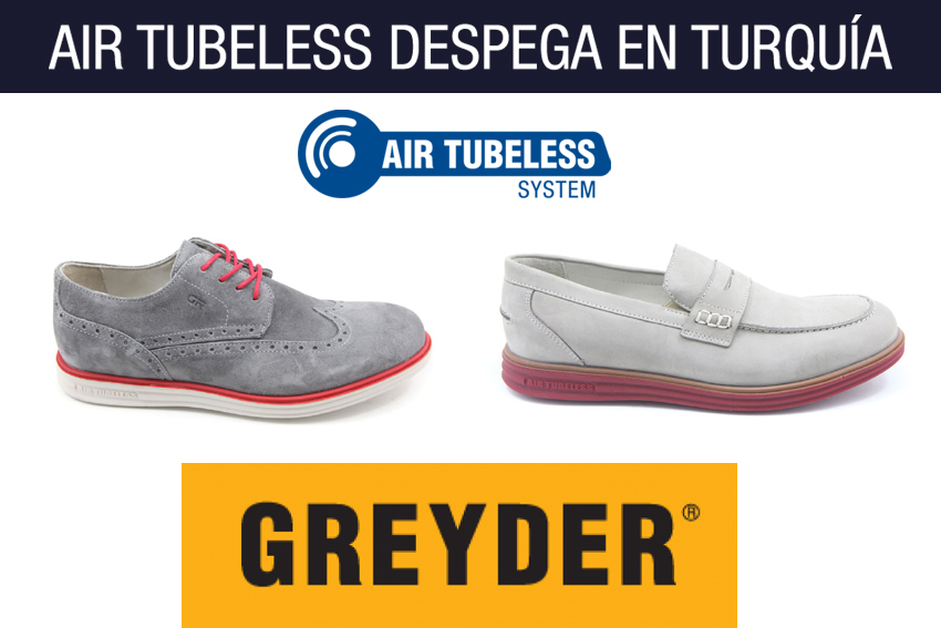 Greyder Air Tubeless